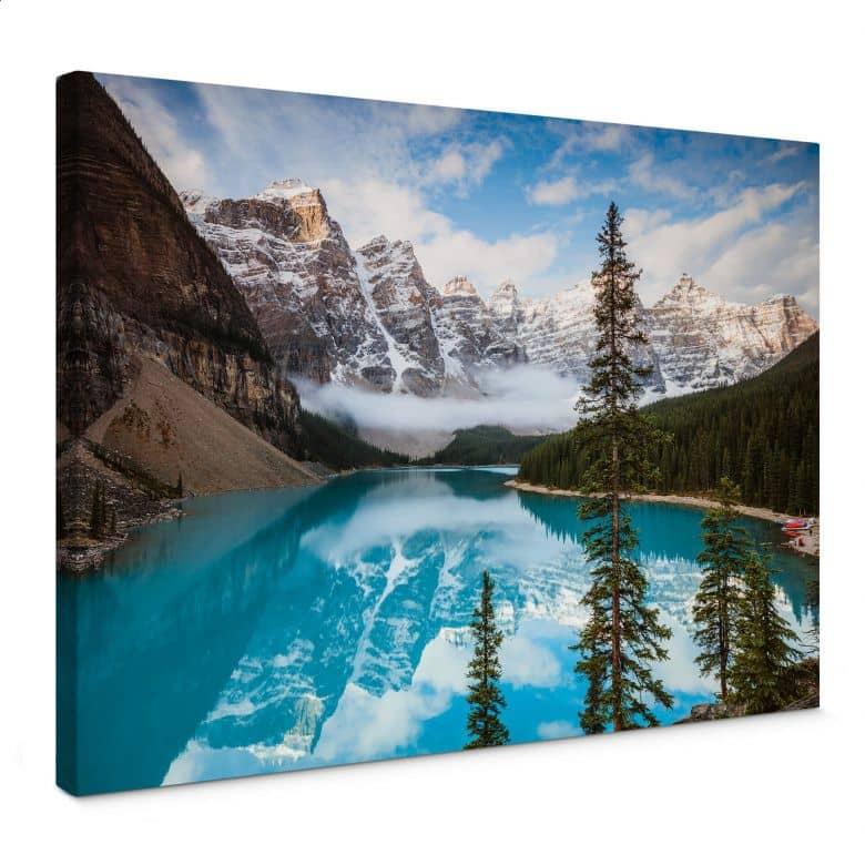 Canvas Print Colombo - Banff National Park