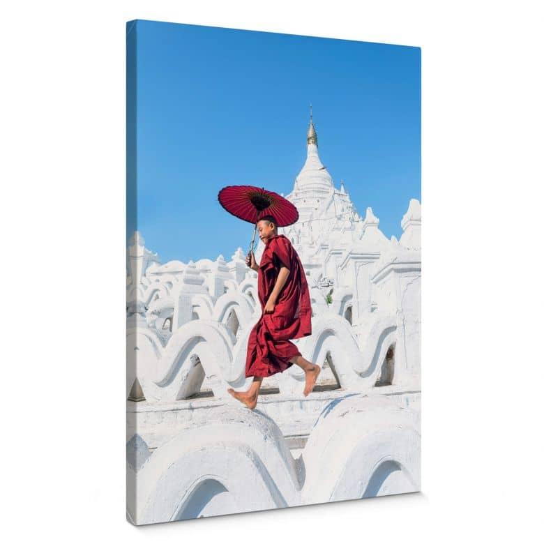 Leinwandbild Colombo - Der tanzende Mönch