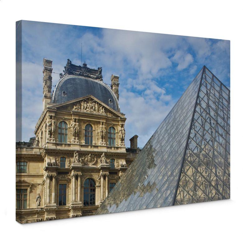 Canvas Louvre