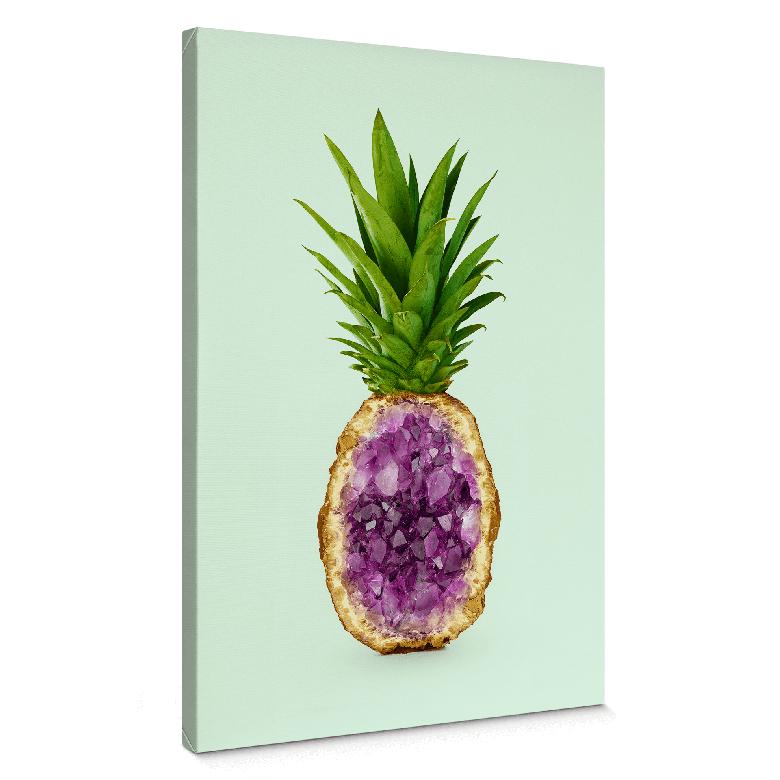Stampa su tela Fuentes - Pineapple Quartz