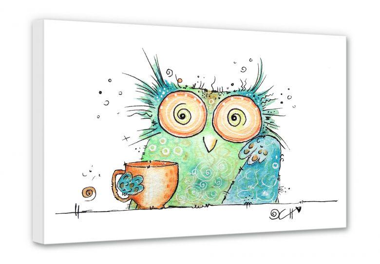Leinwandbild Hagenmeyer - Coffee