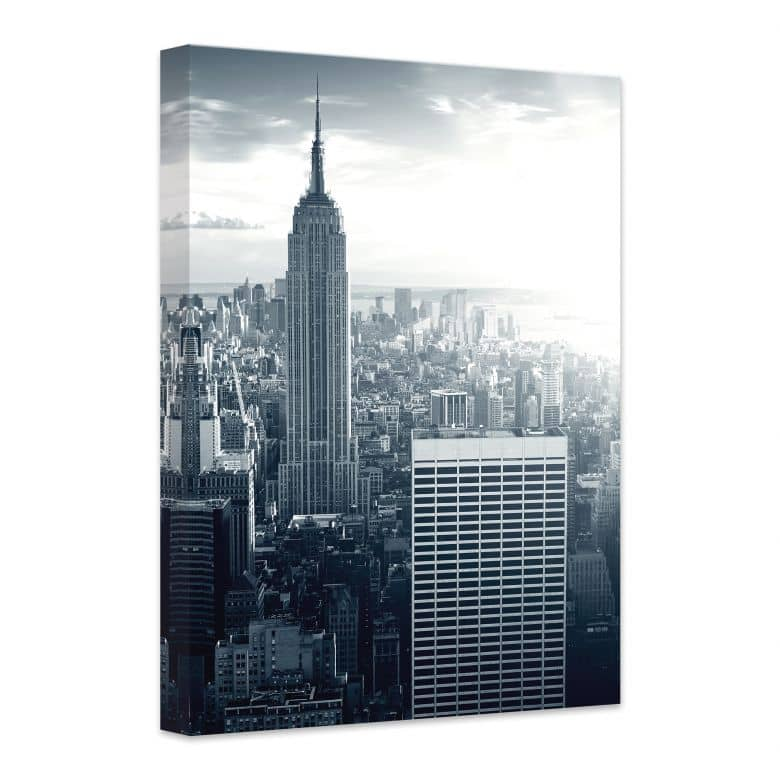 Leinwandbild The Empire State Building