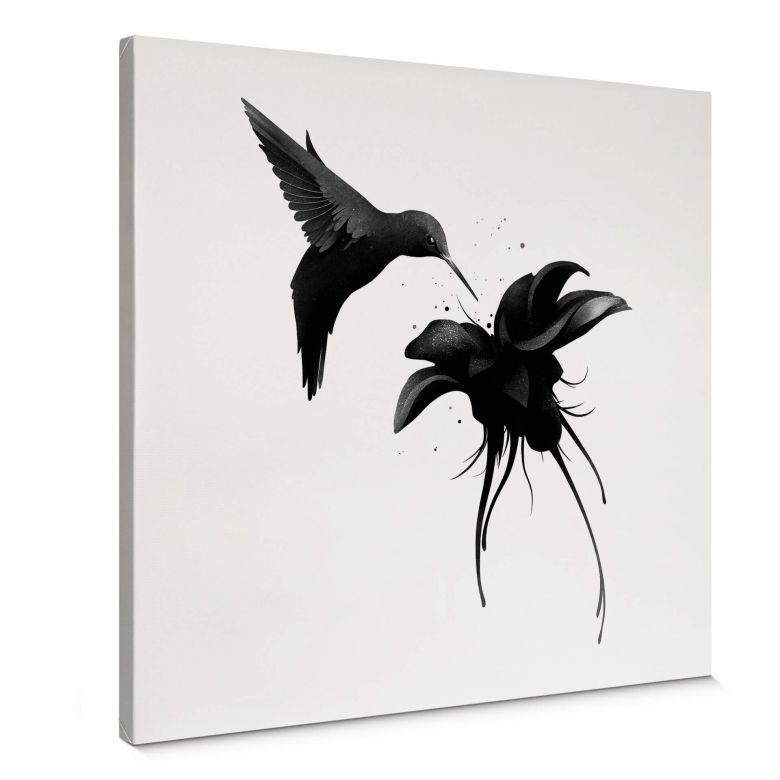 Leinwandbild Ireland - Chorum - Kolibri