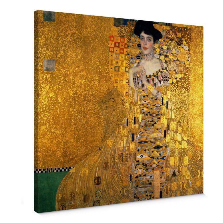 Canvas Klimt - Adele Bloch - Bauer
