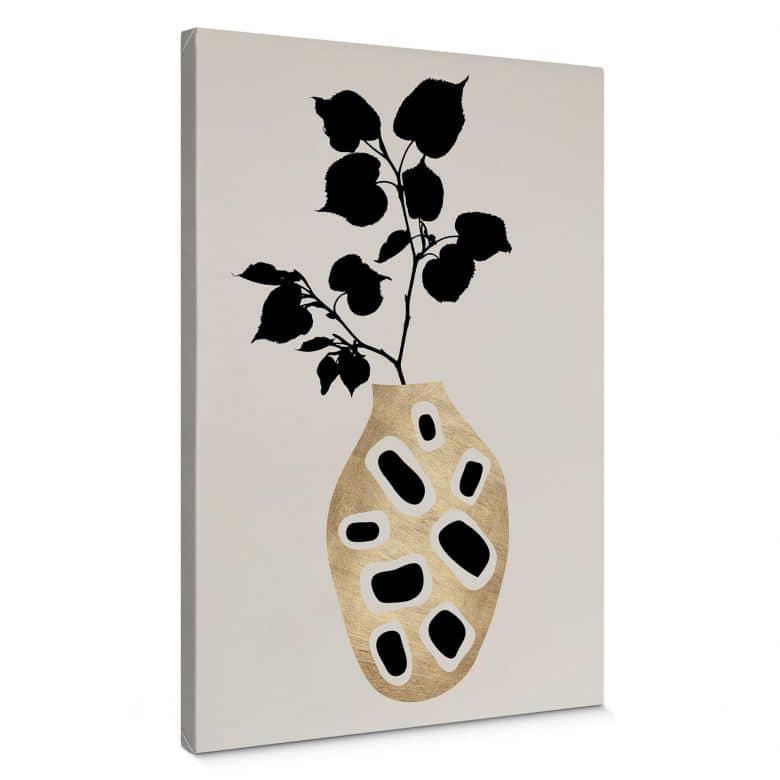 Tableau en toile Kubistika - Nature morte