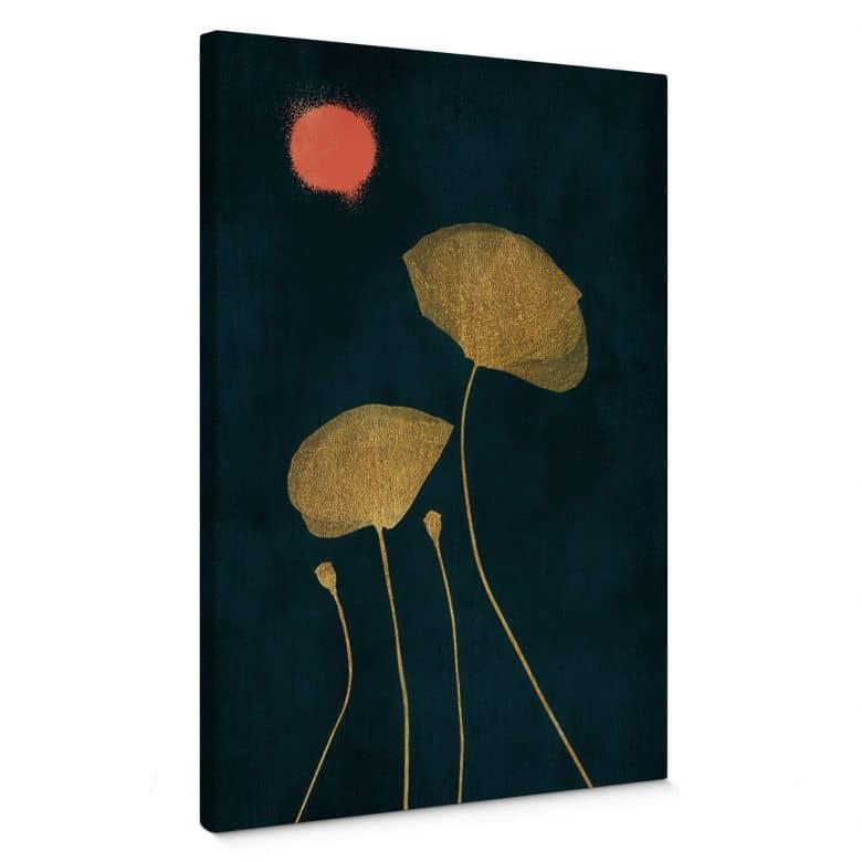 Canvas Print Kubistika - Eternity