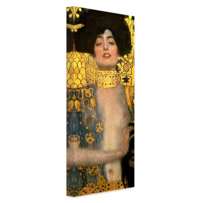 Gustav Klimt Judith and the Head of Holofernes Canvas print | wall-art.com