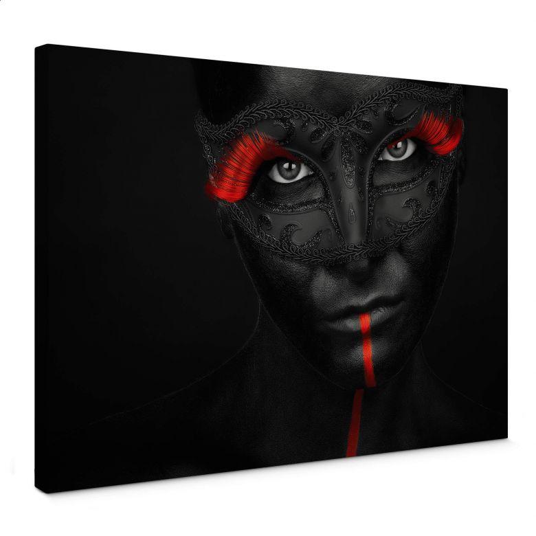 Canvas Petkov – Dark Passion