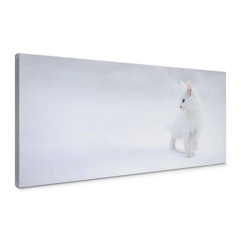 Leinwandbild Prexus - Weißer als Schnee