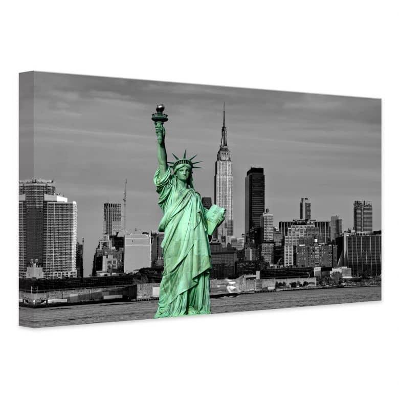 Leinwandbild Statue of Liberty