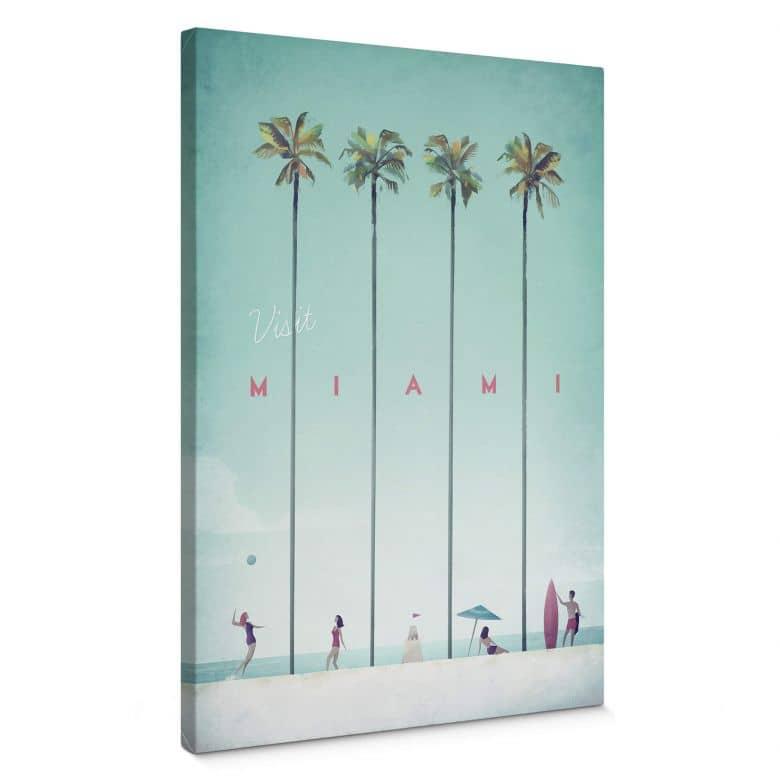 Canvas Rivers - Miami