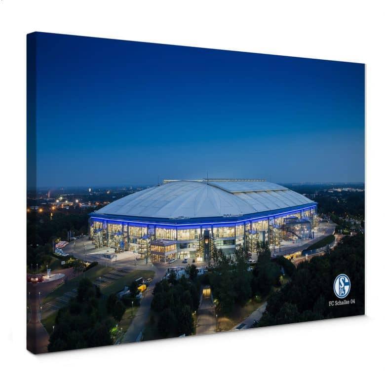 Tableau sur toile - Schalke Arena 2