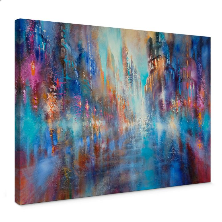 Canvas Print Schmucker - Light