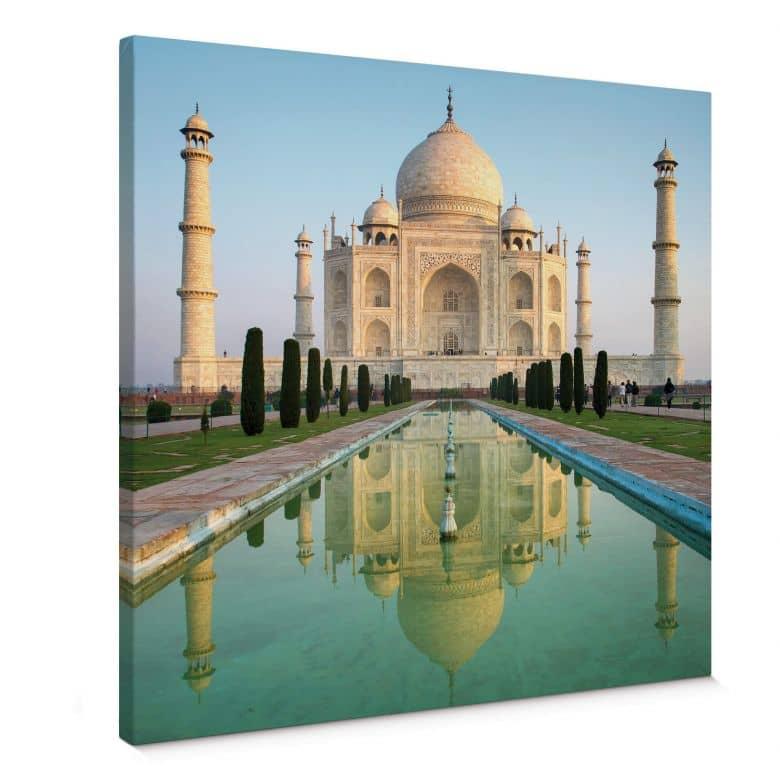 Leinwandbild Taj Mahal