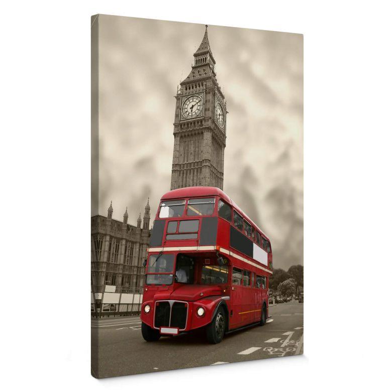 Leinwandbild Visit London