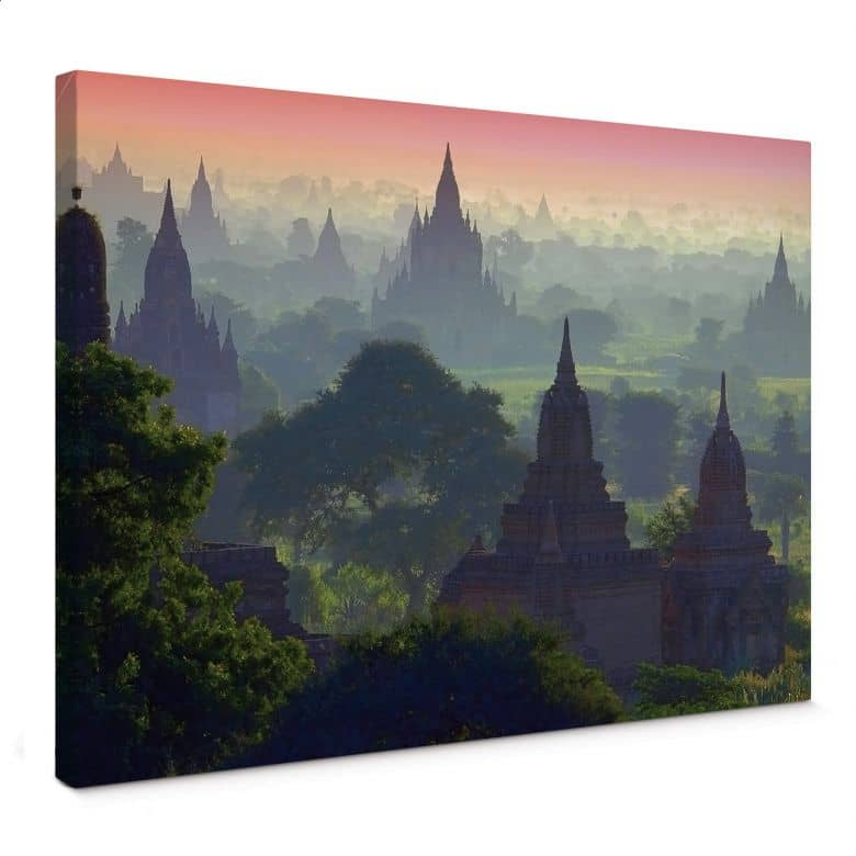 Leinwandbild Bagan