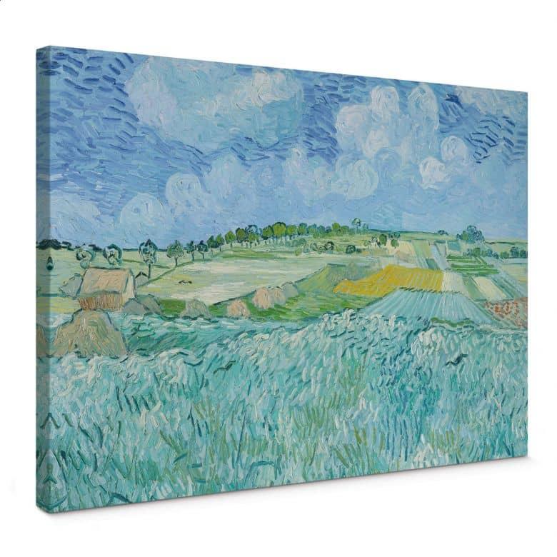 Vincent van Gogh - Auvers