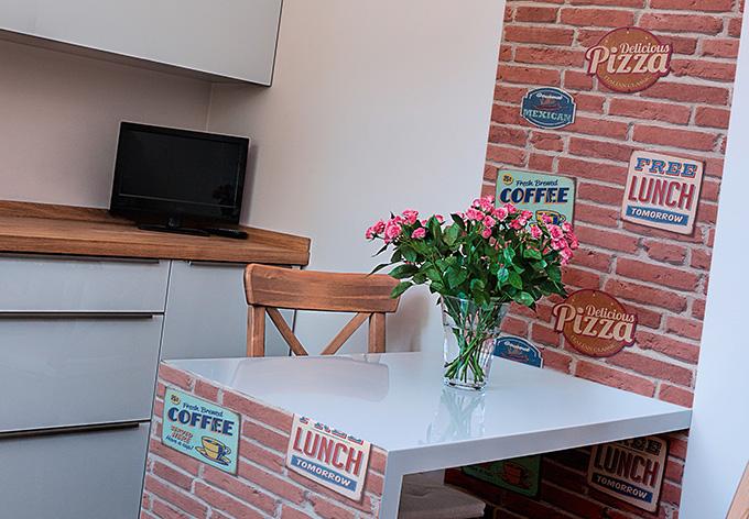 Panneau déco Livingwalls pop.up Panel 3D beige, marron, crème