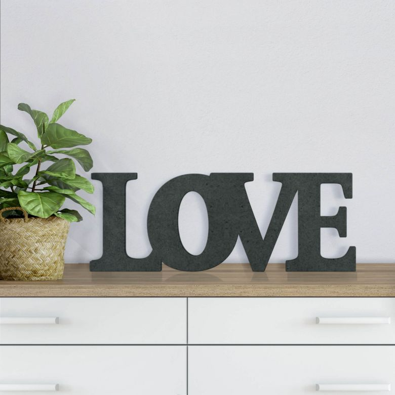 MDF Letters - Love 2