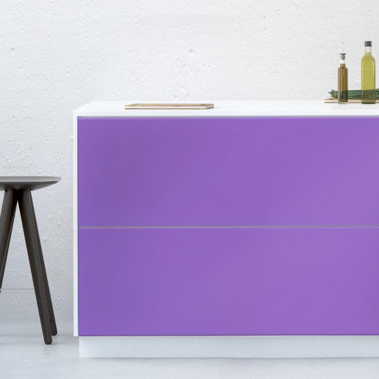 Möbelfolie - Uni Lavendel | wall-art.de