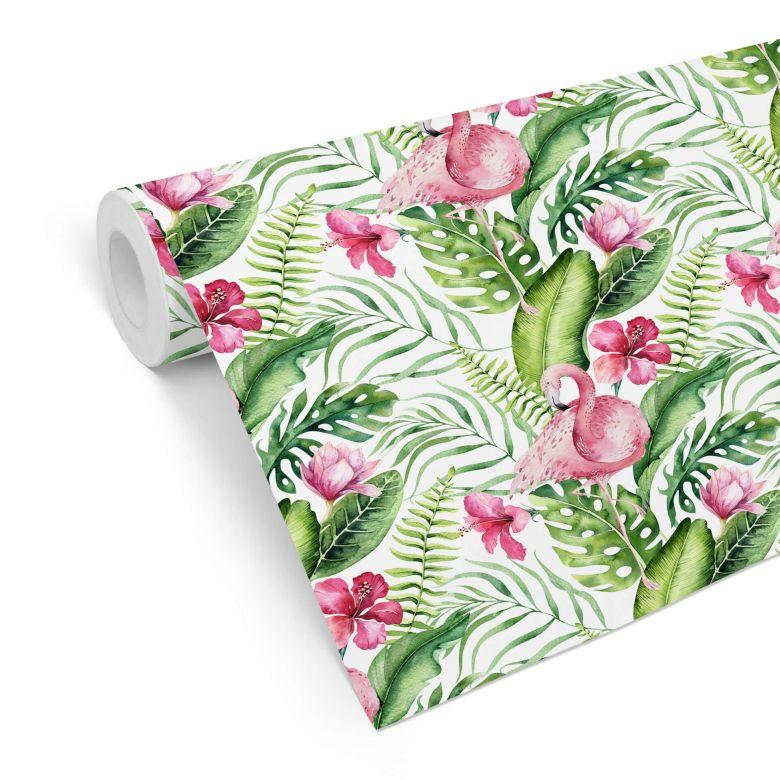 Mustertapete Kvilis - Tropic Flair
