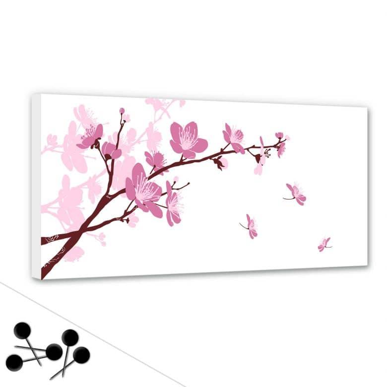 Cherry Blossom Bulletin Board