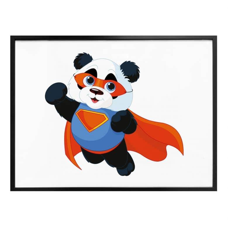 Poster Super Panda