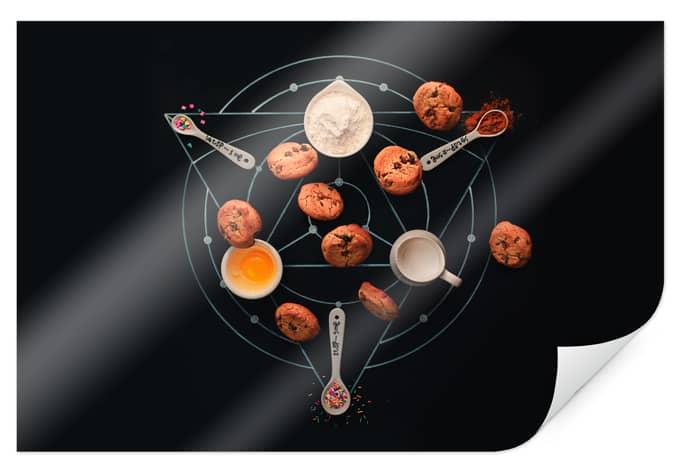 Poster Belenko - Baking Alchemy 01