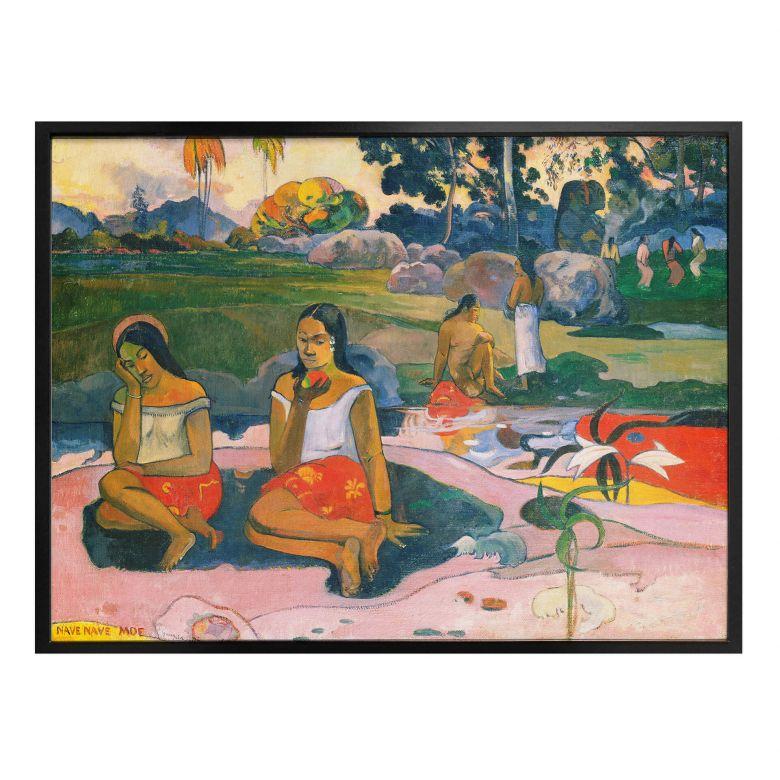 Poster Gauguin - Die wunderbare Quelle