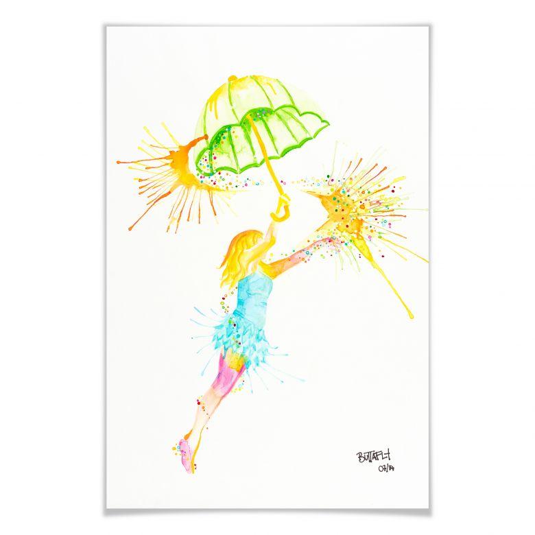 Poster Buttafly - Dreamcatcher