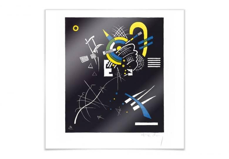 Poster Kandinsky - Kleine Welten 7