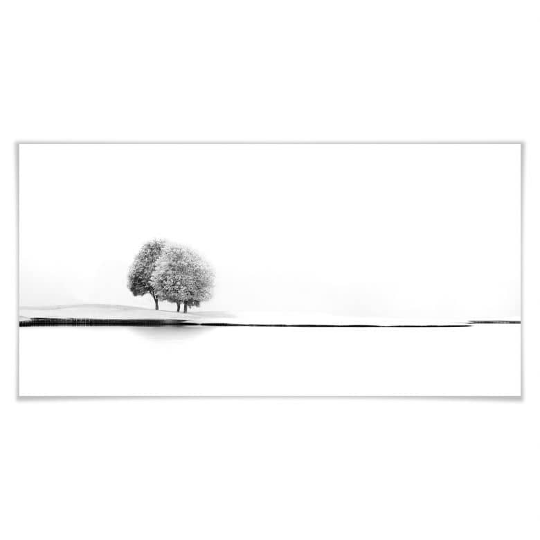 Poster - Huybigs - Un moment calme - Panorama