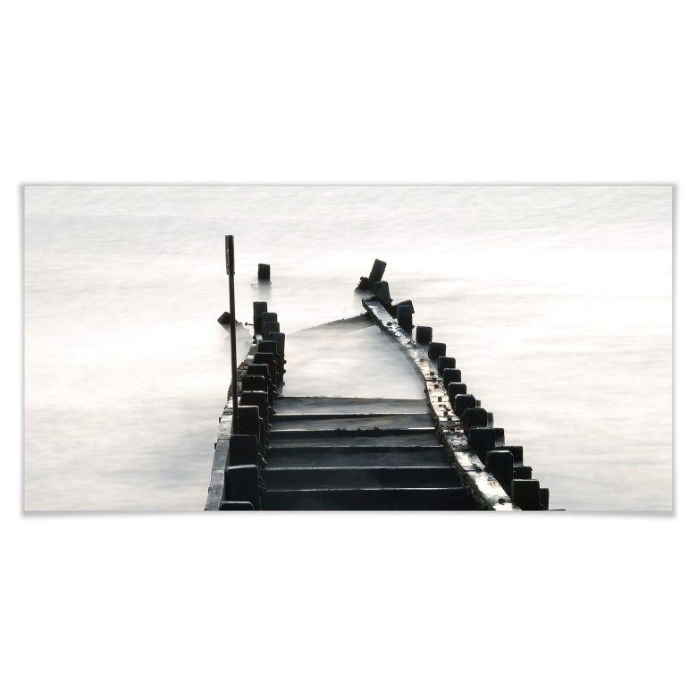 Poster Way to nowhere - Panorama