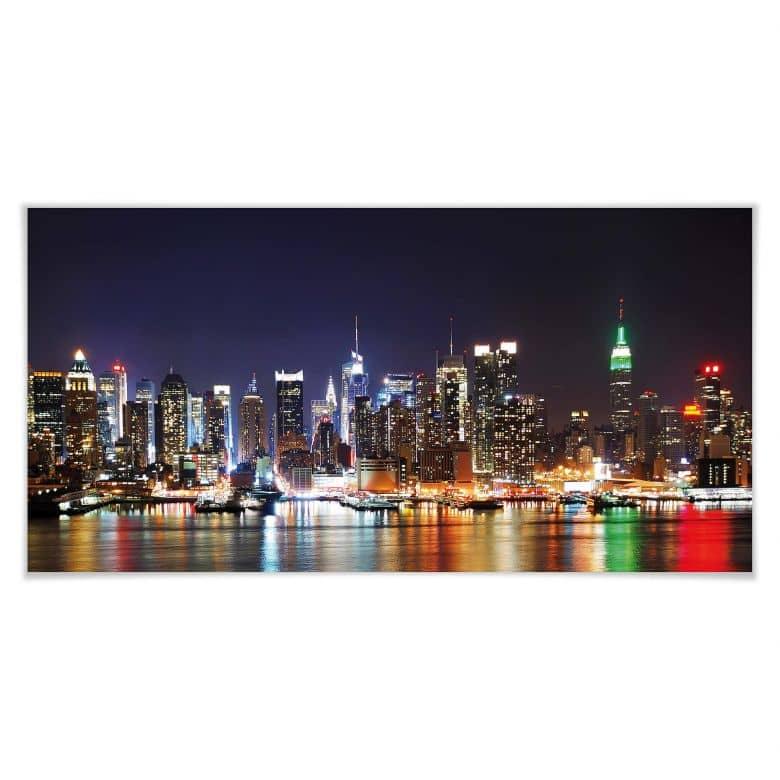 Poster - New York Skyline