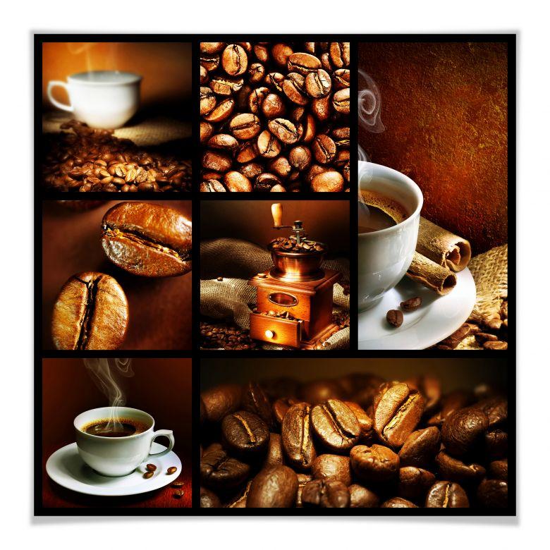 Poster - Enjoy Coffee