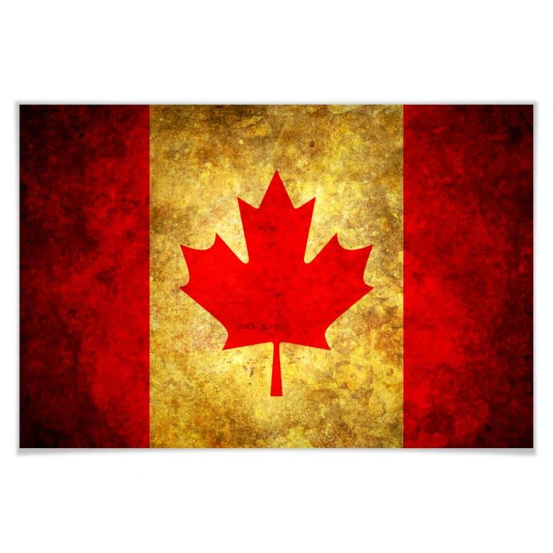 Poster The Maple Leaf