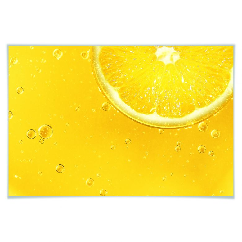 Poster Lemon Squeezy