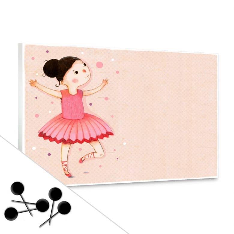 Loske - Pretty Ballerina Bulletin Board