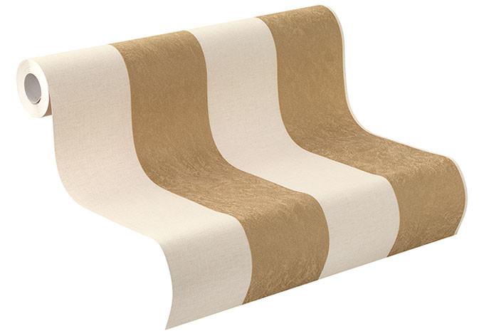 Rasch Vliestapete Belleville silber, metallic, creme, beige