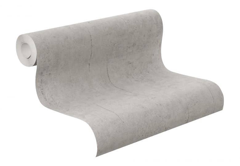 rasch vliestapete factory ii betonoberfl che 475302 grau wall. Black Bedroom Furniture Sets. Home Design Ideas