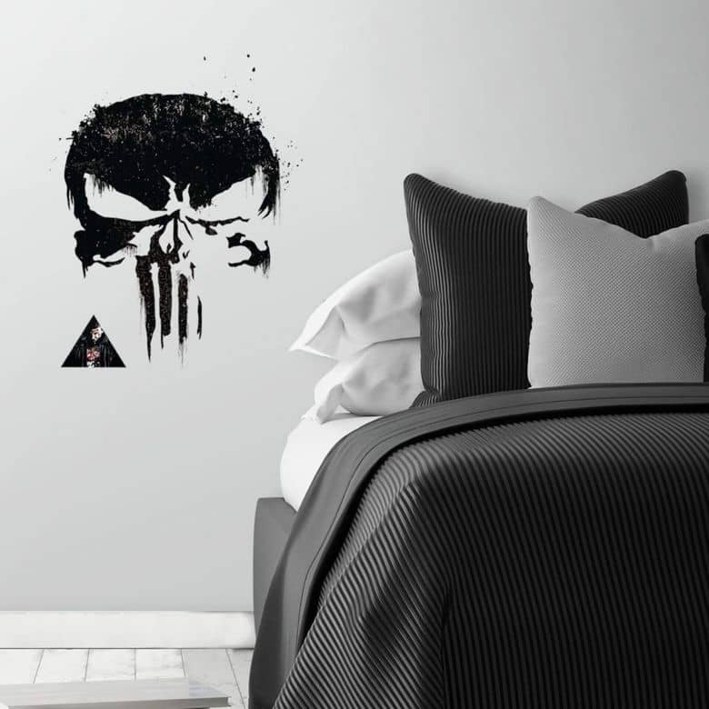 Wandsticker The Punisher - Maxi Sticker