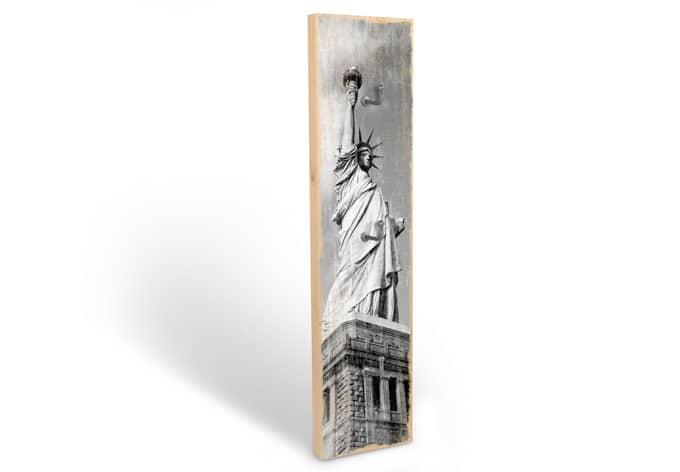 Schlüsselbrett Lady Liberty + 3 Haken