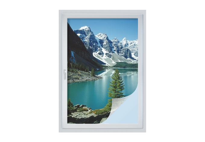 Sichtschutzfolie Bergsee-Idylle