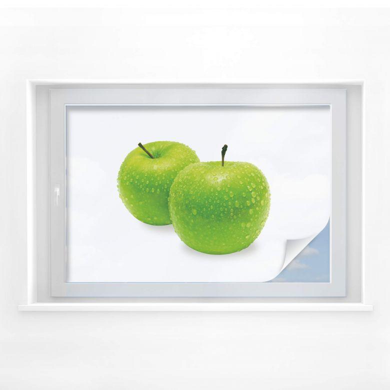 Sichtschutzfolie Green Apple