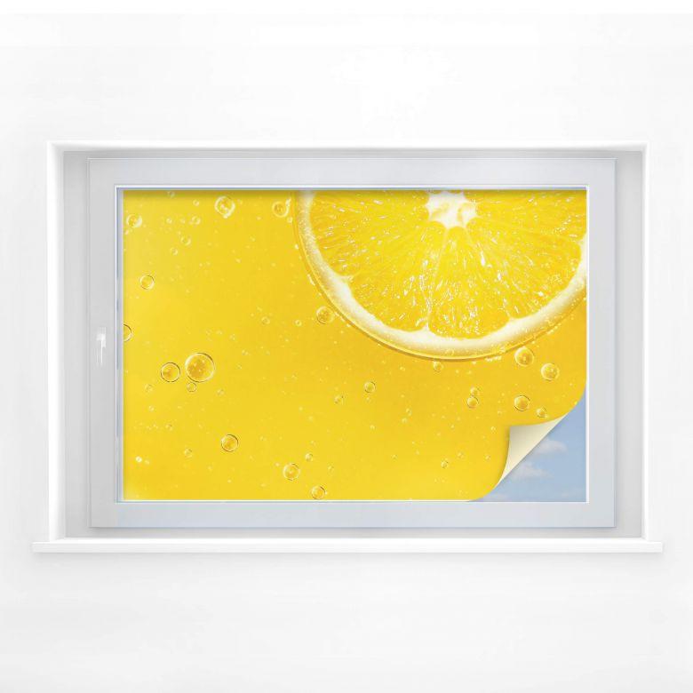 Sichtschutzfolie Lemon Squeezy