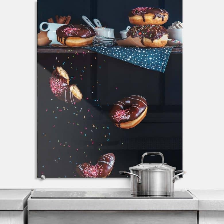 Spritzschutz Belenko - Donuts from the top