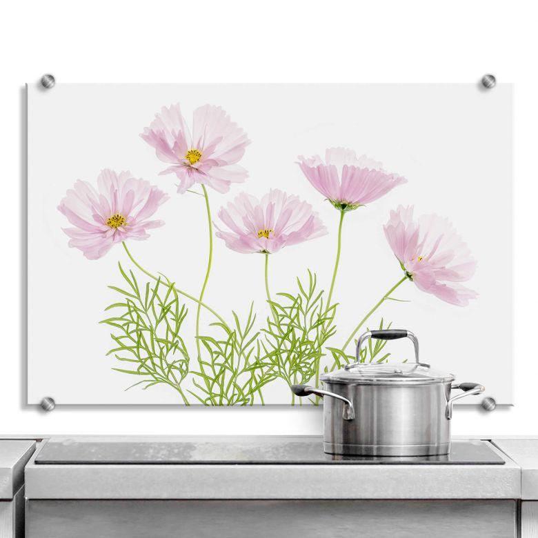 Spritzschutz Disher - Sommerblume