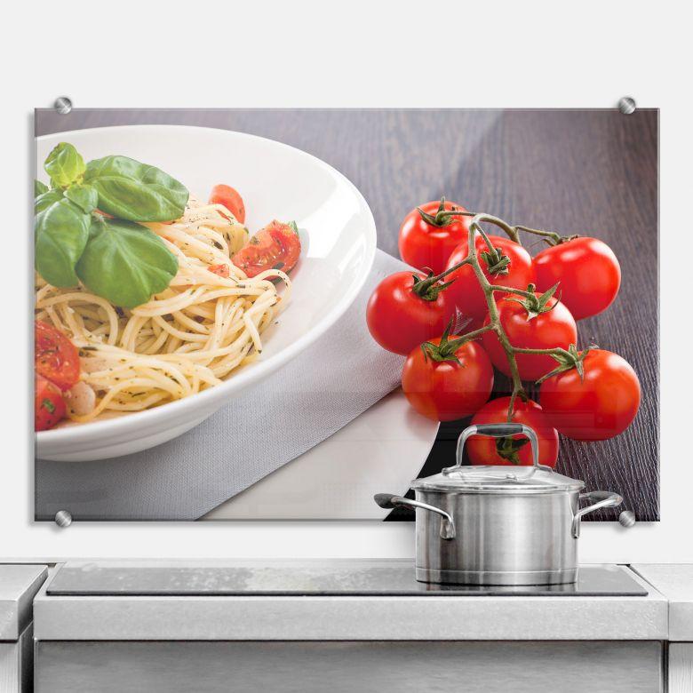 Pasta Italiana - Kitchen Splashback