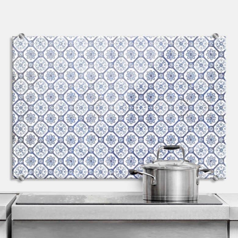 Küchenrückwand Holland-Kacheln 01