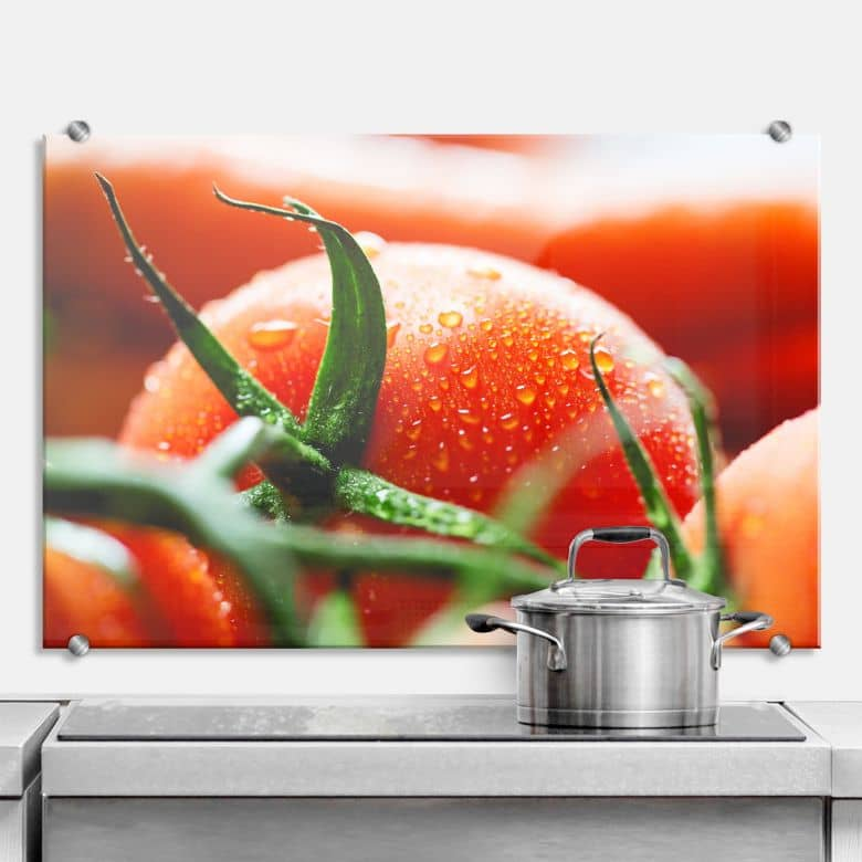 Spritzschutz Fresh Tomato